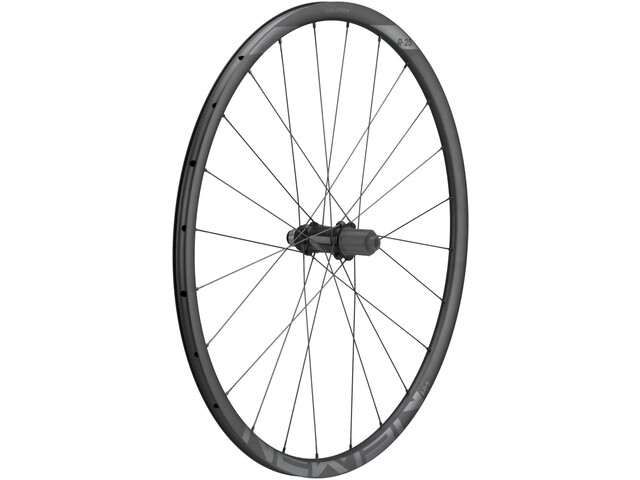 NEWMEN Evolution SL R.25 Achterwiel 12x142mm CL SRAM XDR Gen2, black anodised/grey